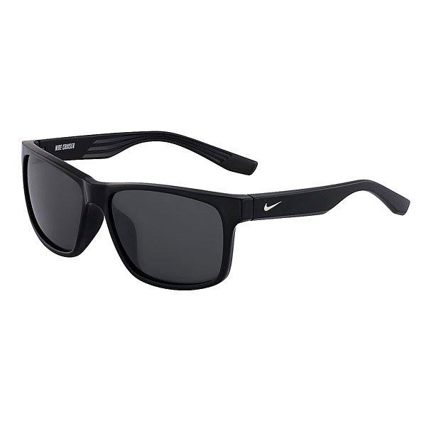 Очки Nike Optics Cruiser Matte Black/Grey /Silver Flash Lens