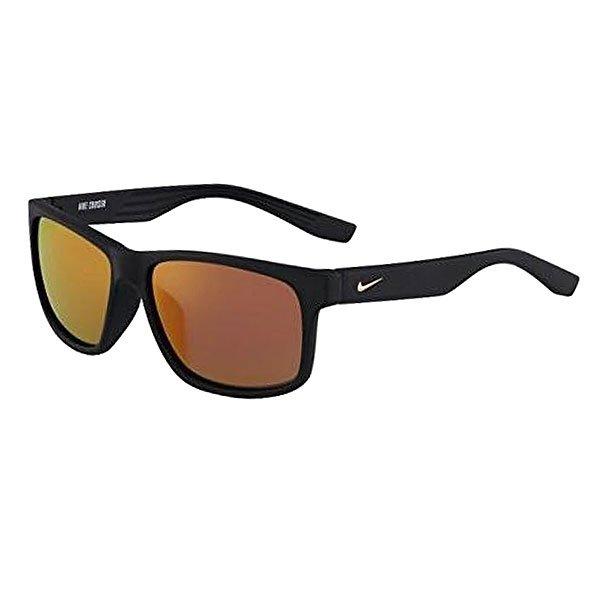 Очки Nike Optics Cruiser R Matte Black/Grey /Ml Orange Flash Lens