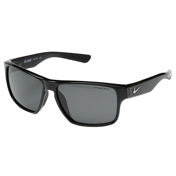 Очки Nike Optics Mavrk Black/Matte Black Dark Grey Lens