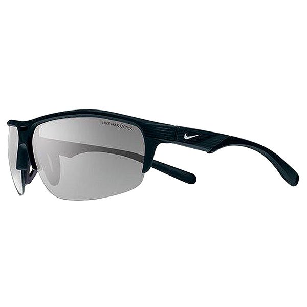 Очки Nike Optics Run X2 Matte Black/ Grey /Silver Flash Lens
