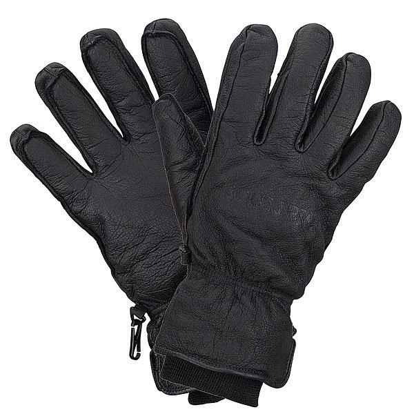 Перчатки сноубордические Marmot Basic Ski Glove Black