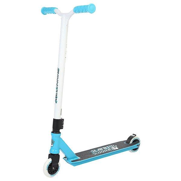 Самокат Slamm Scooters Classic Iv Blue/White