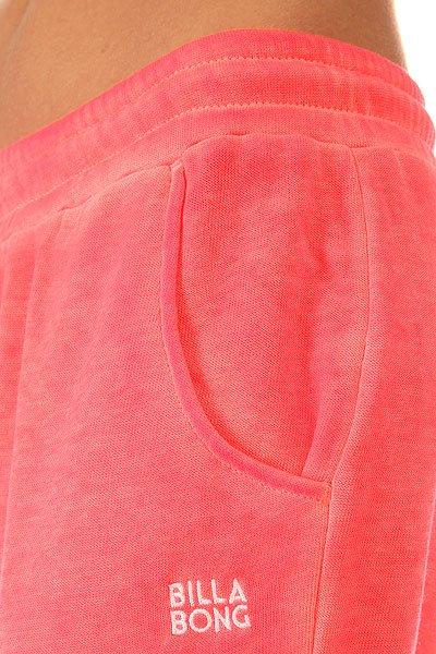 Штаны спортивные женские Billabong Essential Pt Neon Coral