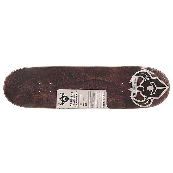 Дека для скейтборда Darkstar S6 Rhm Axis Orange Fade 31.8 x 8.375 (21.3 см)