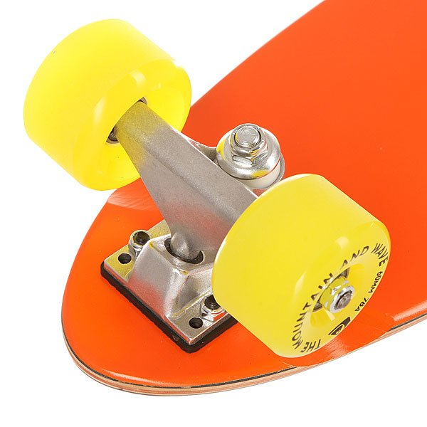 Скейт мини круизер Quiksilver Lanai Orange 6.5 x 26 (66 см)