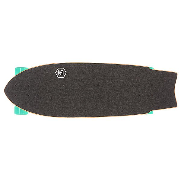 Скейт мини круизер St Wave Wood 9 x 28 (71 см)
