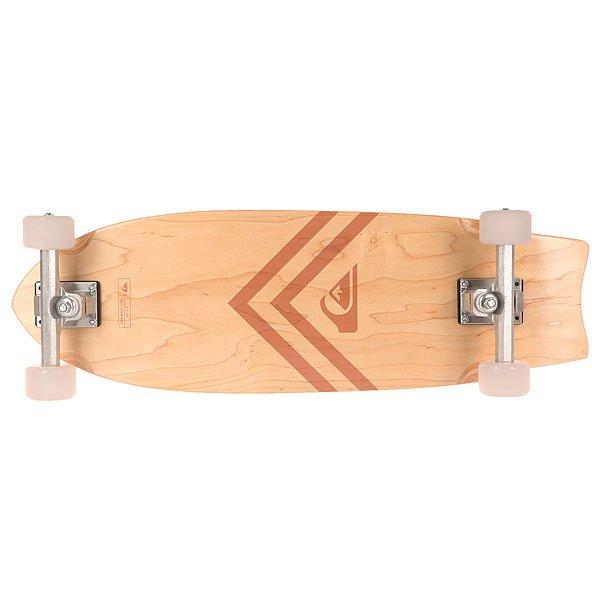 Скейт мини круизер Quiksilver New Wave Cork 9 x 28 (71.1 см)