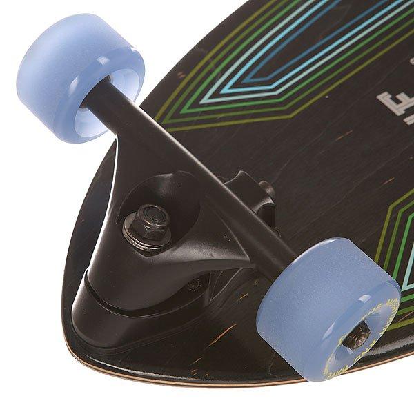 Скейт круизер Quiksilver Lf St Multicolour 10.23 x 31 (78.7 см)