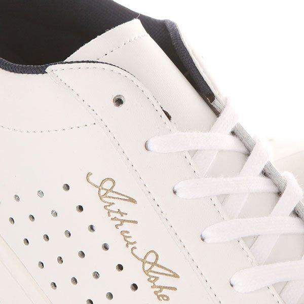 Кеды низкие Le Coq Sportif Arthur Ashe Int Sport Jacquard Optical White