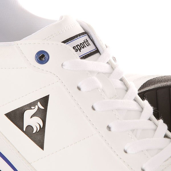 Кроссовки Le Coq Sportif Final 76 Sport Optical White