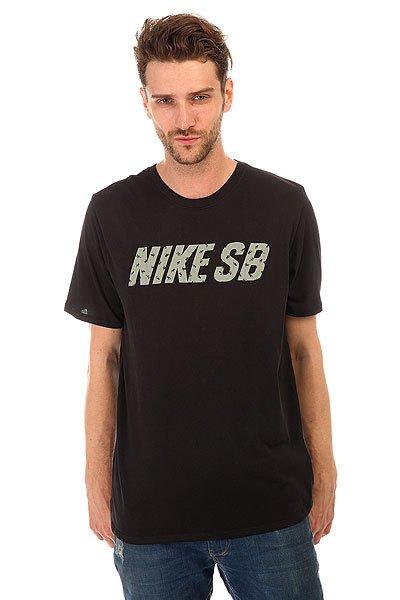 Футболка Nike SB Little Dude Black