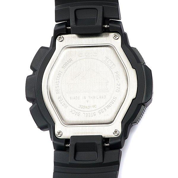Электронные часы Casio Sport PRG-270-1E Black