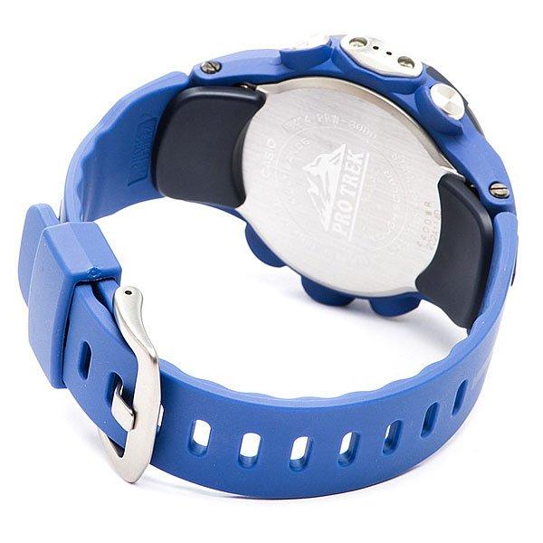 Электронные часы Casio Sport PRW-3000-2B Blue