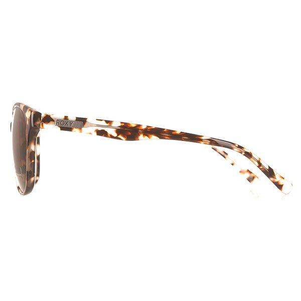 Очки женские Roxy Thalia Xcrm Tortoise Milky/Brown