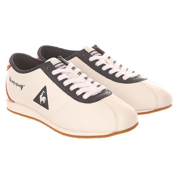 Кроссовки женские Le Coq Sportif Wendon Lea Optical White
