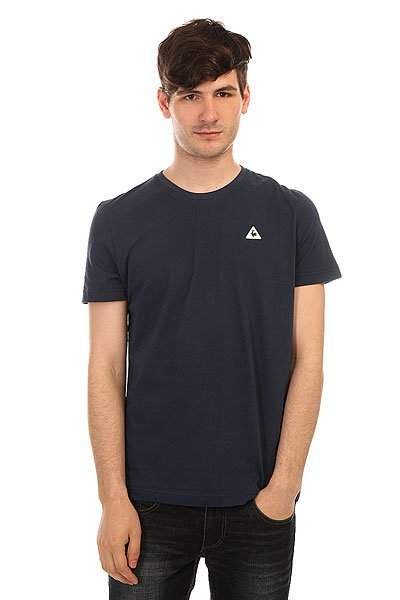 Футболка Le Coq Sportif Sureau Tee Dress Blues