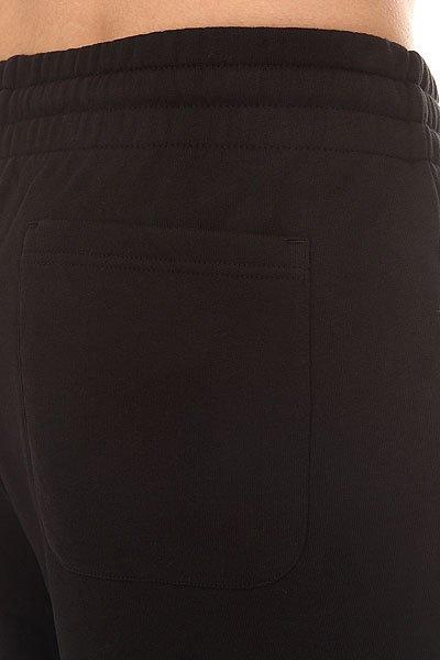 Штаны спортивные Le Coq Sportif Pant Bar Regular Unbr Black