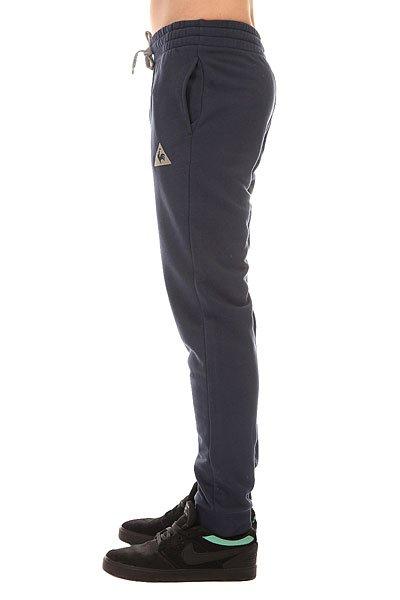 Штаны спортивные Le Coq Sportif Pant Bar Regular Unbr Dress Blue