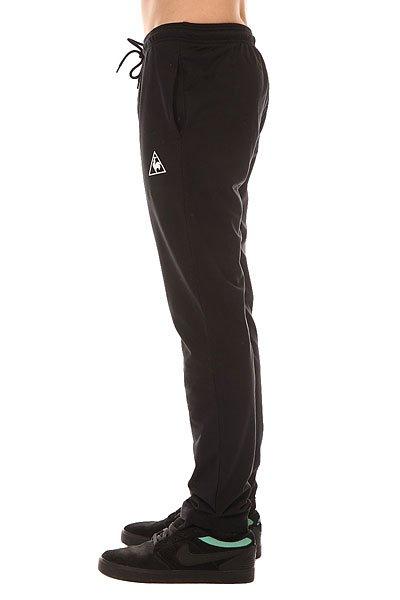 Штаны спортивные Le Coq Sportif Pant Bar Straight Unbr Black