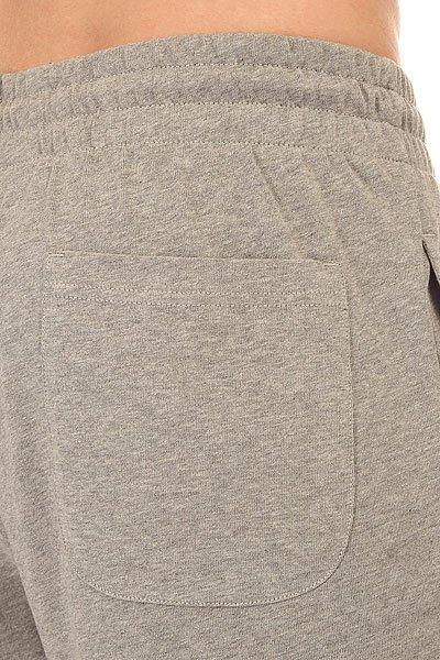 Штаны спортивные Le Coq Sportif Pant Bar Jersey Pant Unbr Light Heathe