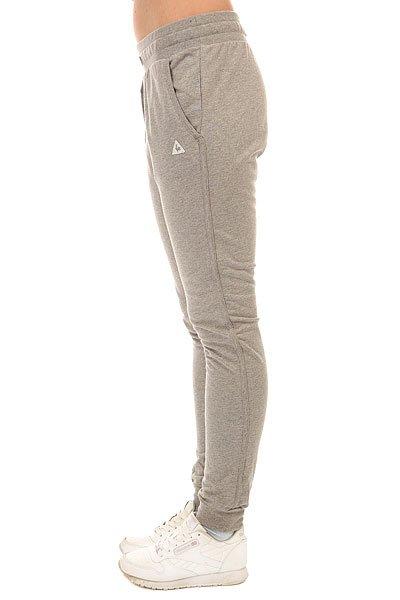Штаны спортивные женские Le Coq Sportif Lotula Comfort Pant Heather Titanium