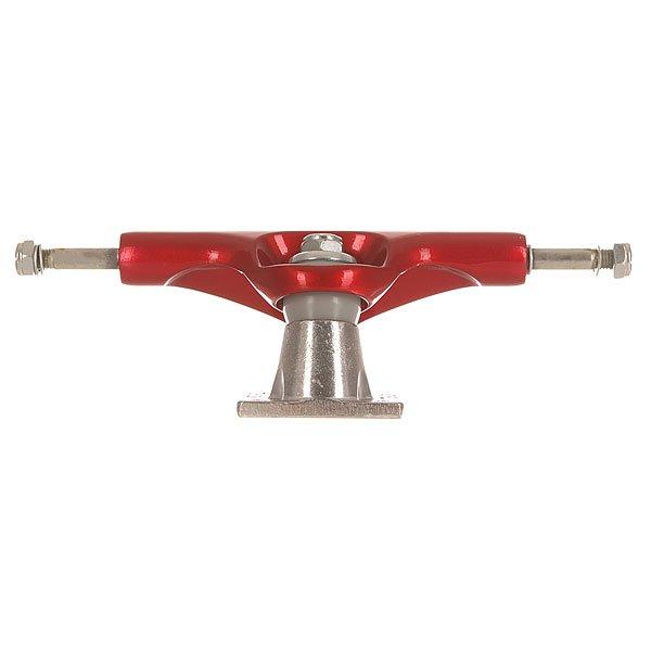 Подвеска для скейтборда Tensor Alum Reg Switch Red/Raw 5.5 (21 см)