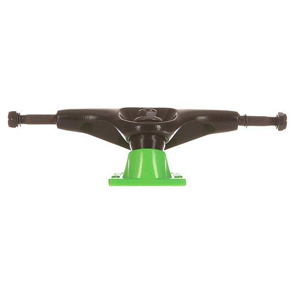 Подвеска для скейтборда Tensor Alum Lo Neon Logo Black/Toxic Green 5.25 (20.3 см)