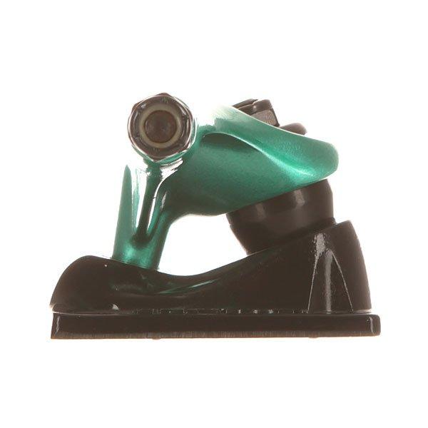 Подвеска для скейтборда Tensor Alum Lo Flick Black/Teal 5.25 (20.3 см)