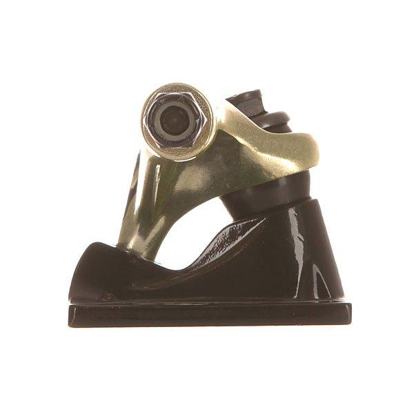 Подвеска для скейтборда Tensor Alum Reg Stewed & Screwed Gold/Black 5.5 (21 см)