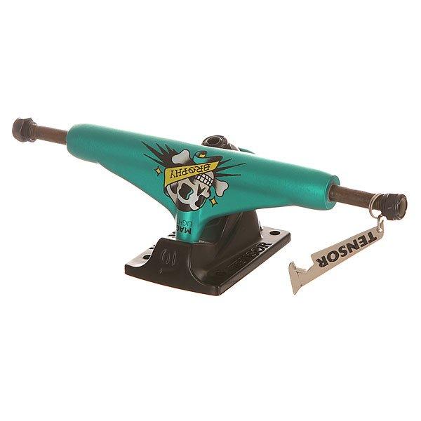 Подвеска для скейтборда Tensor Mag Light Reg Skull Tat Brophy 5.75 (21.6 см)