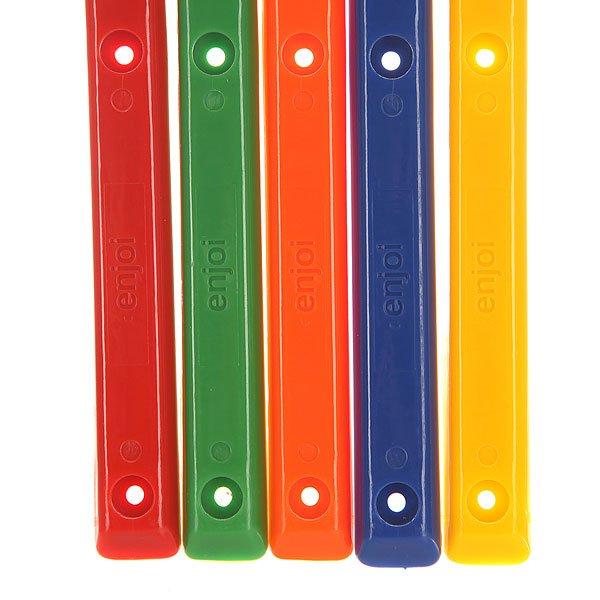 Накладки на деку 5 шт. Enjoi Spectrum Rails Multi