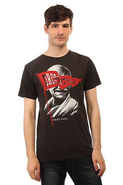Футболка Insight Dropout Tee Washed Floyd