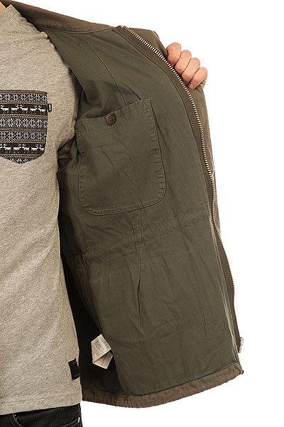Куртка Insight Bronson Acdc Green