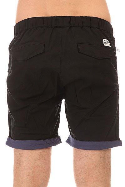 Шорты классические Colour Wear Great Shorts Black