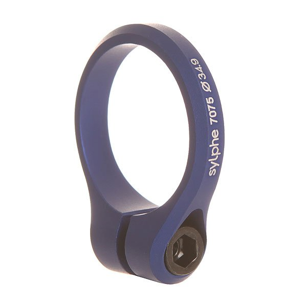 Зажимы Ethic Sylphe Clamp Simple 34.9 Blue