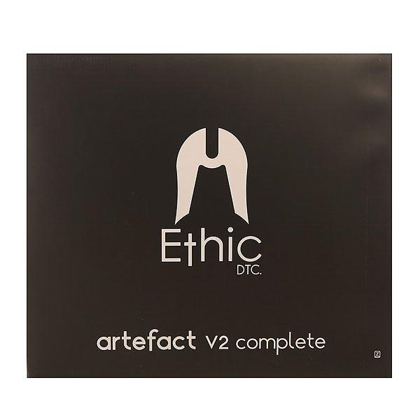 Самокат трюковой Ethic Complete Scooter Artefact V2 Black
