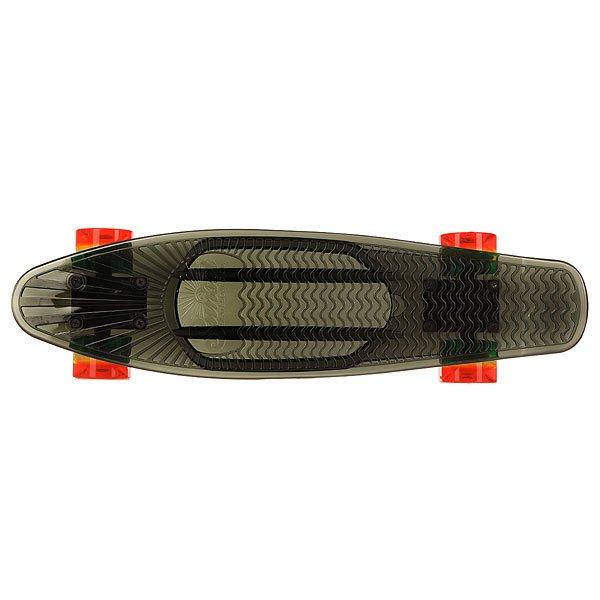 Скейт мини круизер Sunset Complete 22 Black Rasta 5 x 22 (55.9 см)