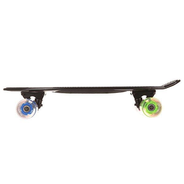 Скейт мини круизер Sunset Hendrix 22 Tinted Grey 5 x 22 (55.9 см)