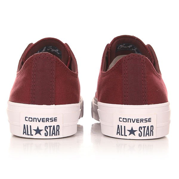 Кеды низкие Converse Chuck Taylor All Star Ii Core Deep Bordeau