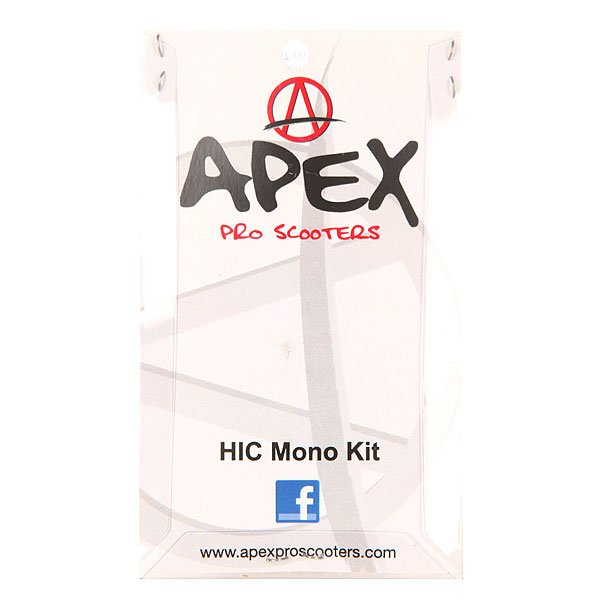 Зажимы Apex Hic Mono Kit Green