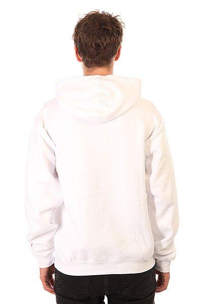 Толстовка кенгуру Zero Stardust Pullover White