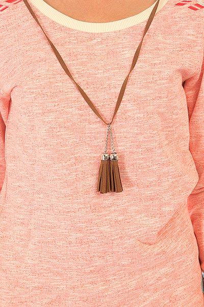 Толстовка свитшот женская Picture Organic Angel Coral