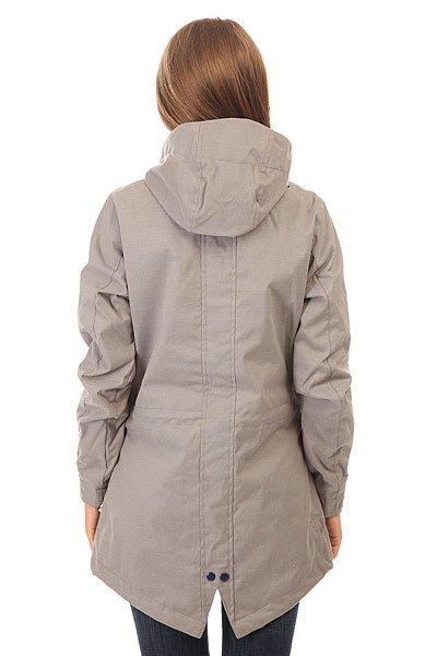 Куртка женская Picture Organic Nordic Grey