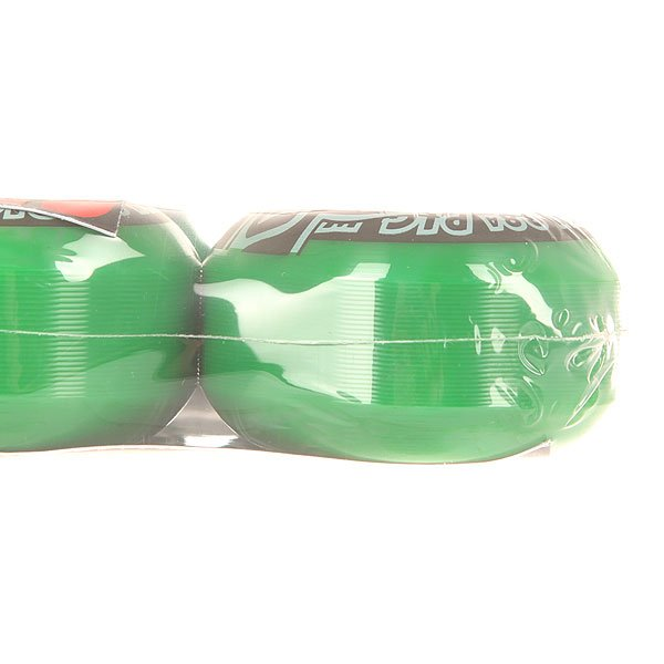 Колеса для скейтборда Pig Street Cruisers New Green/Black 88A 55 mm