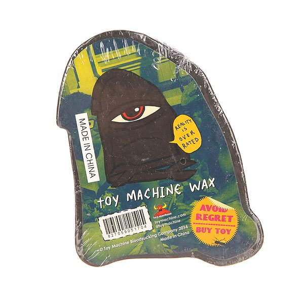 Парафин Toy Machine Wax Bloodshot Black