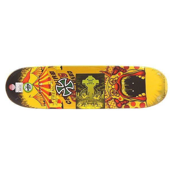 Дека для скейтборда Creature S6 Kimbel Circus Of The Damned 33 x 9.0 (22.9 см)