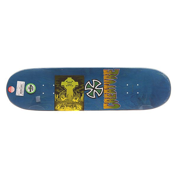 Дека для скейтборда Creature S6 Graham Ogre1 32.57 x 8.8 (22.4 см)