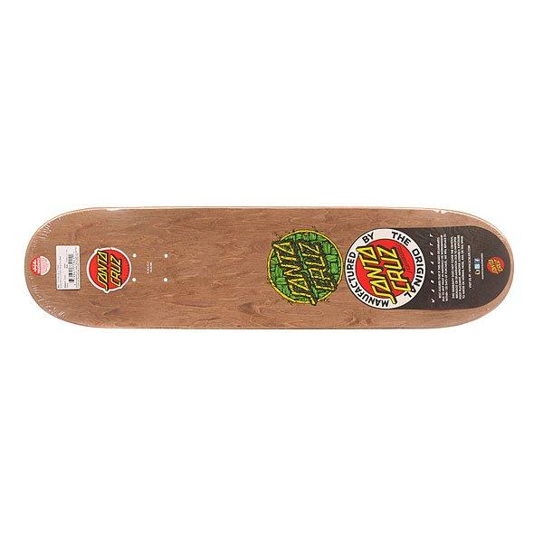 Дека для скейтборда Santa Cruz S6 Borden Tiki 31.7 x 8.26 (21 см)