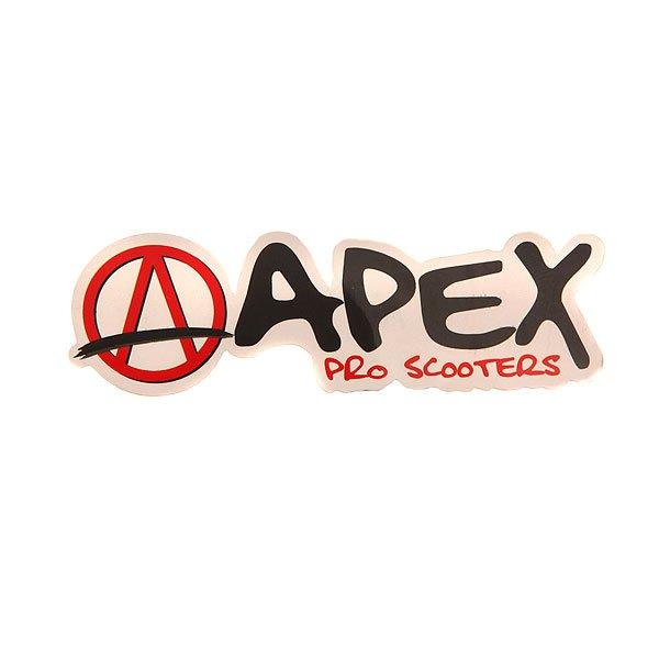 Пеги для самоката Apex Grind Pegs Red