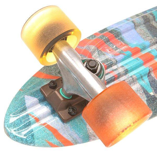 Скейт мини круизер Globe Graphic Bantam St Current 6 x 23 (58.4 см)